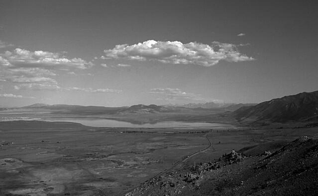 Mono Lake & Highway 395