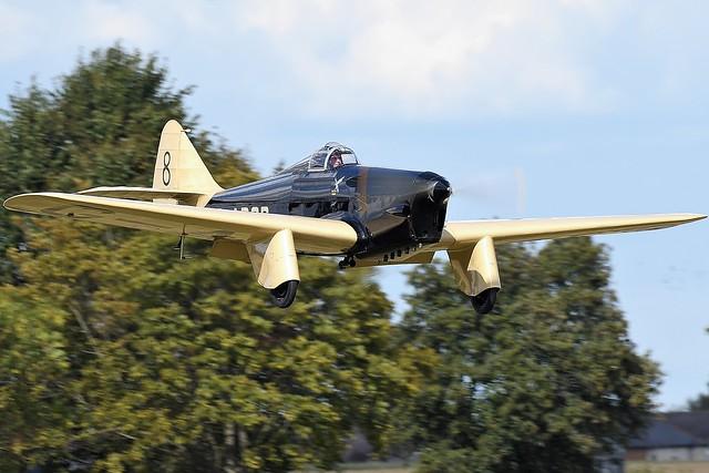 1935 Miles M2L Hawk Speed Six G-ADGP