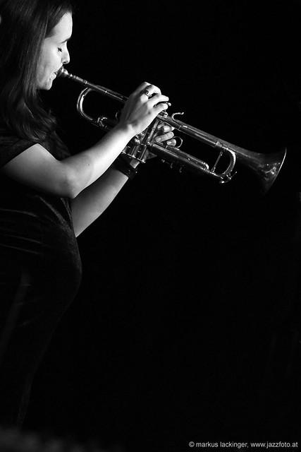 Andrea Motis: trumpet, vocals