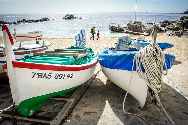 Dreaming of Small Fishing Boats