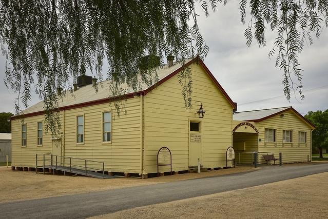 Yarroweyah Memorial Hall, VIC