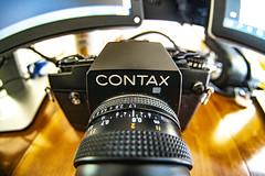 Original - Contax 137 MA Quartx