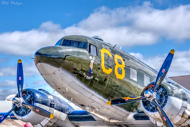 C-47/DC-3 Ready for Takeoff