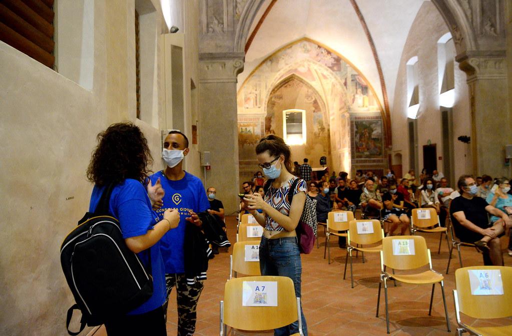 RESTATE IN CITTA' - SERATA CINEMA - THE HELP - 02 AGOSTO 2020  Foto A. Artusa