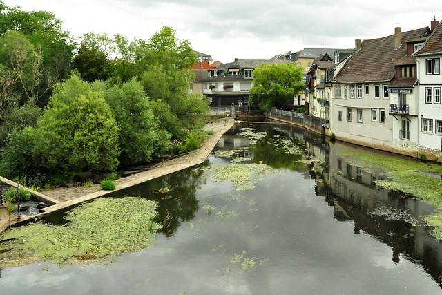 Juli 2020 ... Bummel durch die Altstadt von Bad Kreuznach ... Brigitte Stolle
