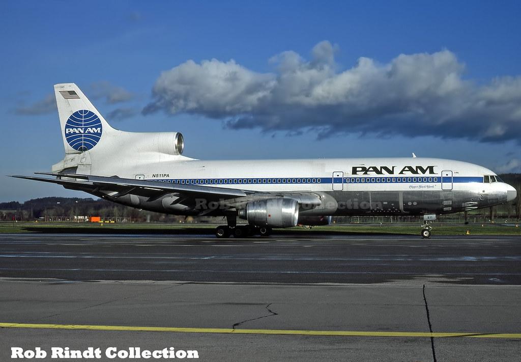 Pan American L1011-500 N511PA
