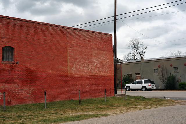 Coca-Cola Ghost - Burton, Texas
