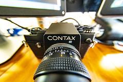 Defisheyed - Contax 137 MA Quartx