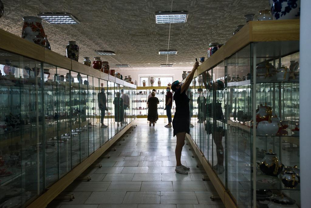 Баранівський музей фарфору