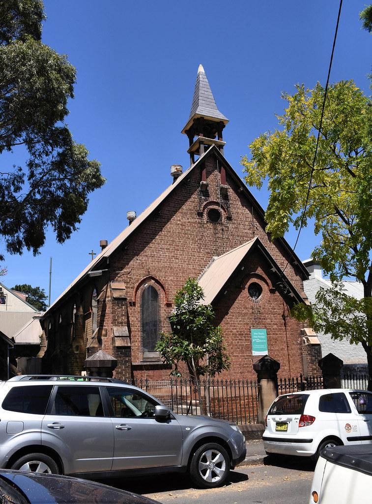 Erskineville Village Anglican Church, Erskineville, Sydney, NSW.