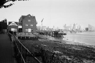 Thames at Charlton