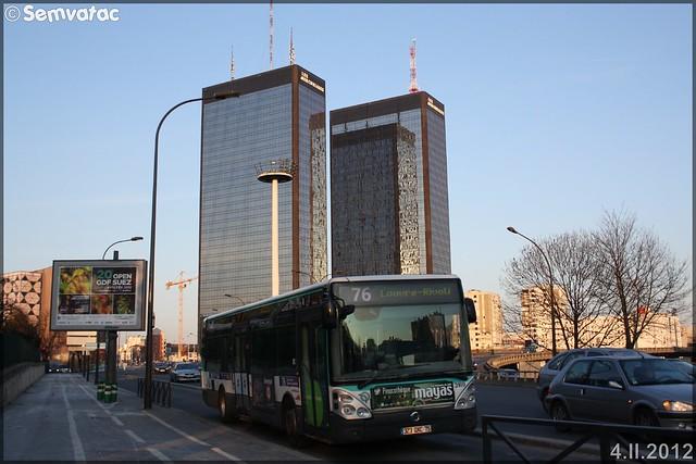 Irisbus Citélis Line – RATP / RATP n°3169