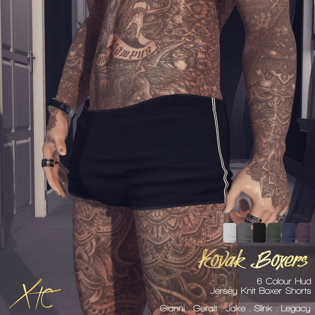 .Kovac Boxers. Men only Hunt
