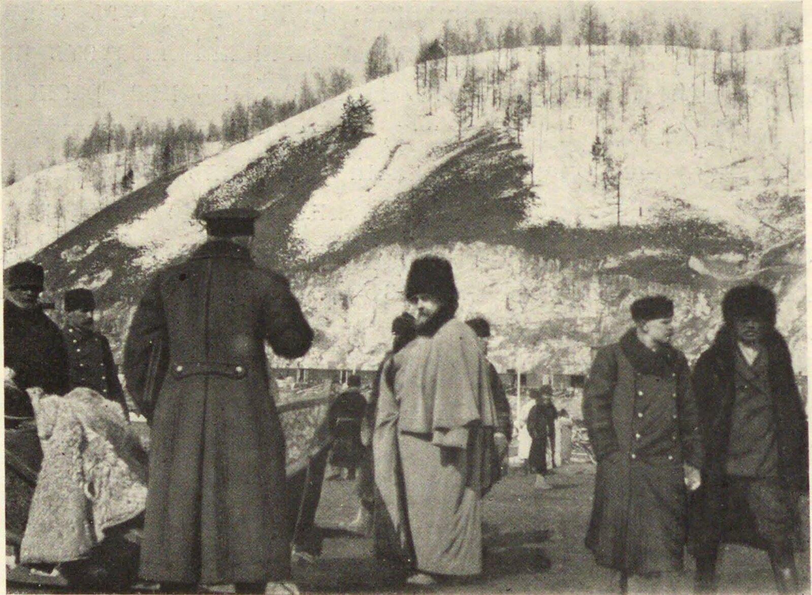 05. Переправа по льду через озеро Байкал