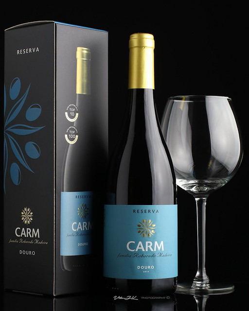 CARM  -  Reserva 2014  -  Douro  -  Wine of Portugal