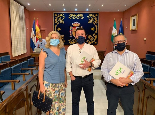 VOX Alcalá - Comisión de Investigación