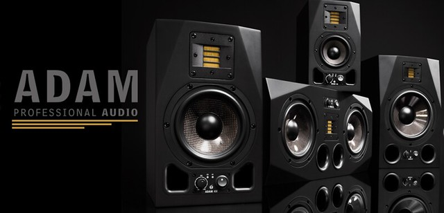 ADAM Audio Studio Monitors at International House of Music - IHOMI