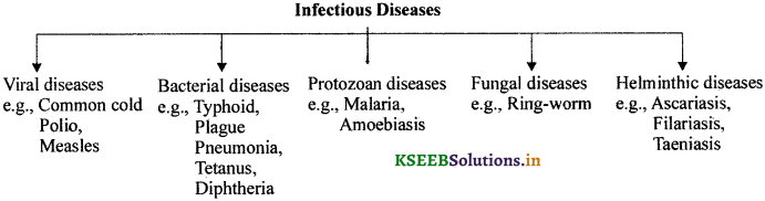 2nd PUC Biology Question Bank Chapter 8 Human Health and Disease 2