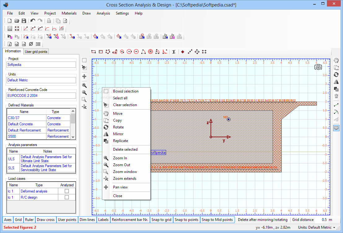 Working with Cross Section Analysis & Design 4.2 full
