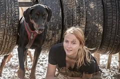 Překážkový běh se psem? Ano! Hard Dog Race se blíží