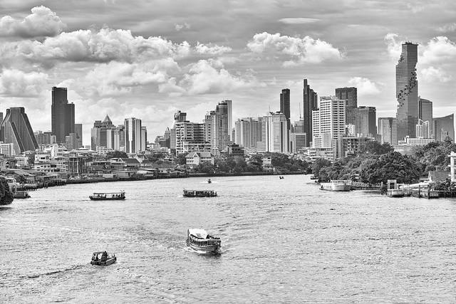 Bangkok – View from