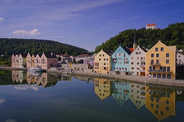 Reflecting Riedenburg