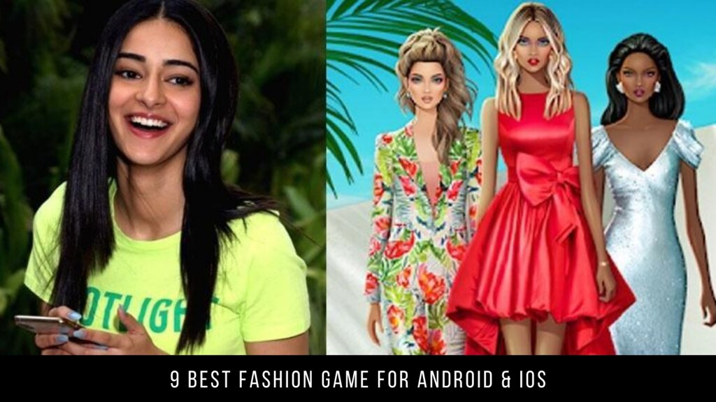9 Best Fashion Game For Android & iOS