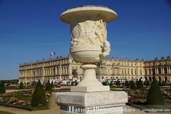 Chateau de Versailles Jardins-201809-0083