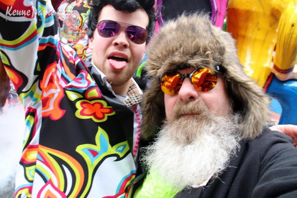 Carnaval optocht 2020