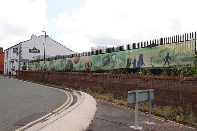 Chorley Shop Local Art Project