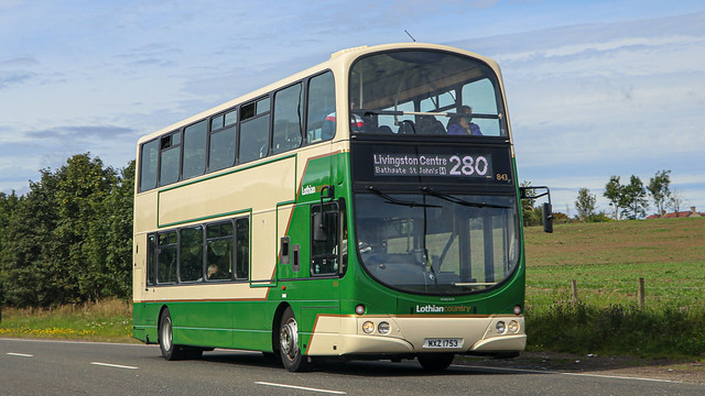 Lothian 843 MXZ1753