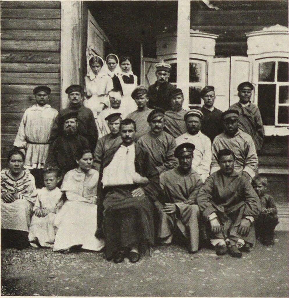 13. Мысовая. Лазарет в Немчиновском доме