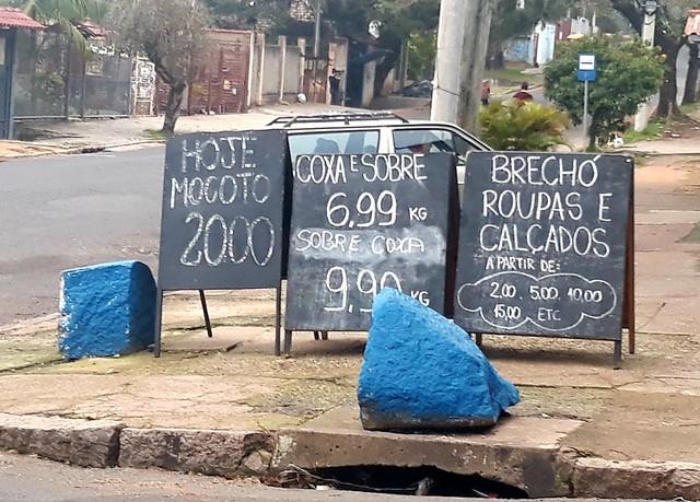 Da Porto Alegre que não se vê