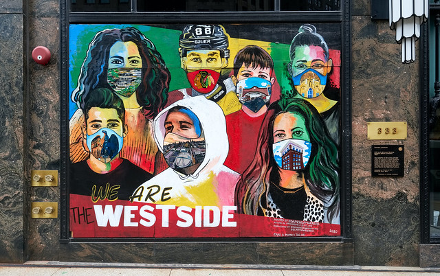 We are the westside.