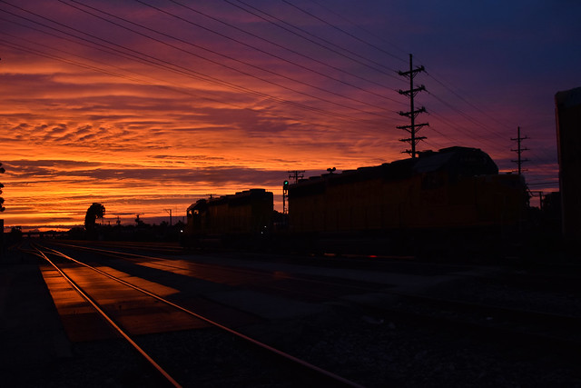 Sunset SD40s