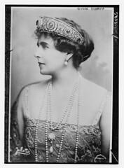Queen Rumania (LOC)