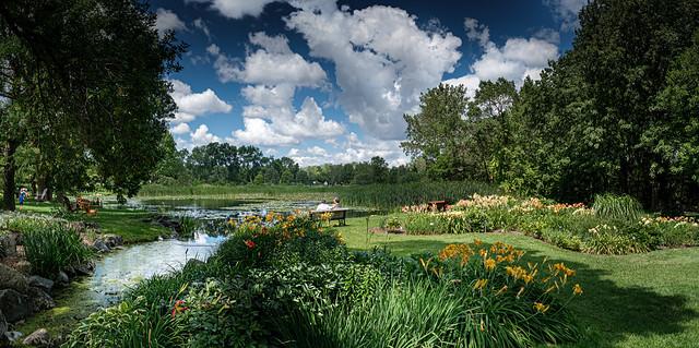 Montréal - Jardin botanique de montréal