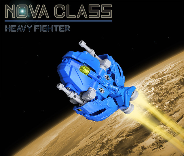Nova Class Heavy Fighter