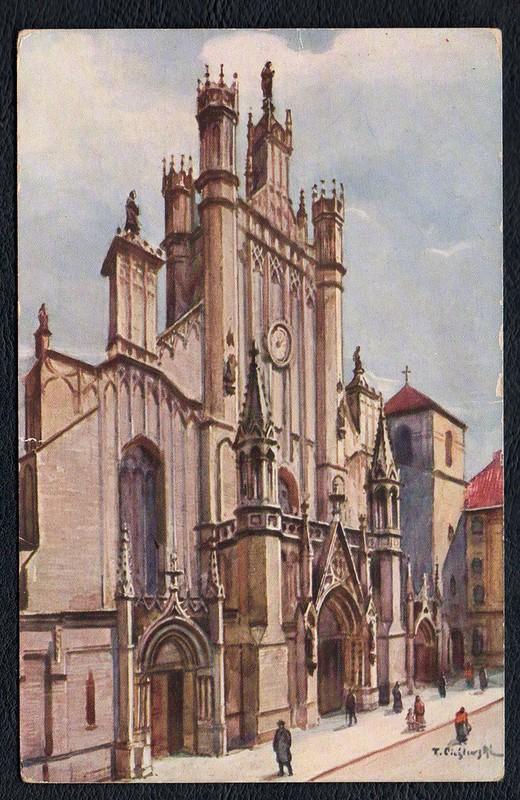 katedra sw jana