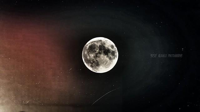 The Full Sturgeon Moon 🌕