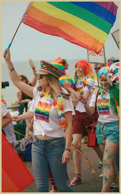 Brighton Community Pride Parade 2019