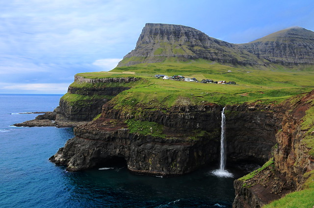Last summer in Faroe Islands...I'll back, promise!