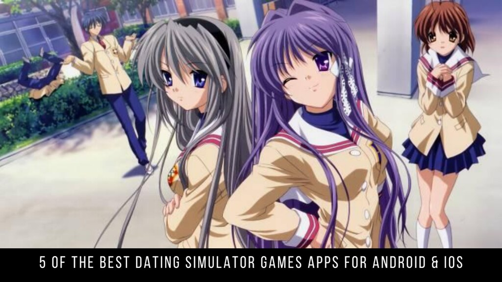 5 Of The Best Dating Simulator Games Apps For Android & iOS
