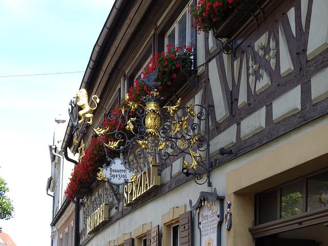 Bamberg, Untere Königstraße