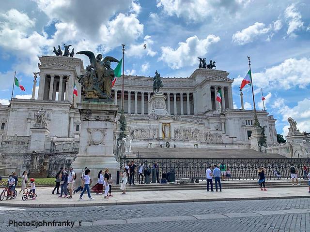 Roma in bici - Rome by bike 05