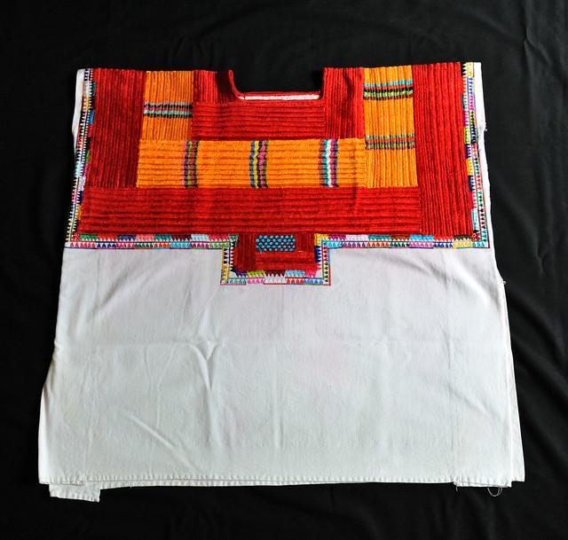 Chiapas Maya Huipil Mexico Textiles