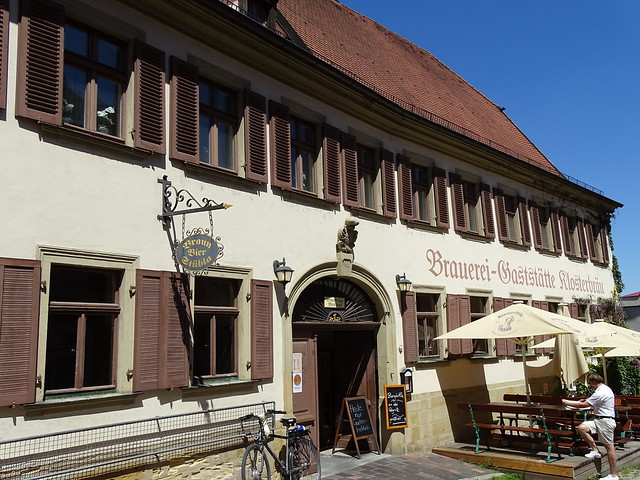 Bamberg, Obere Mühlbrücke