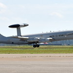 NATO - Airborne Early Warning Force LX-N 90456, OSL ENGM Gardermoen
