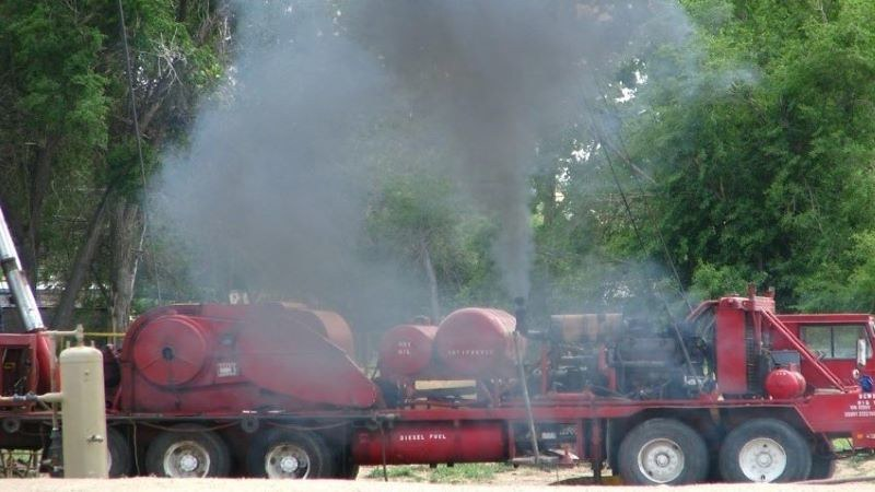 Methane and Air & Water Quality Concerns