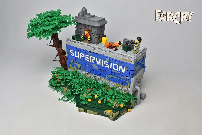 SUPERVISION - FarCry